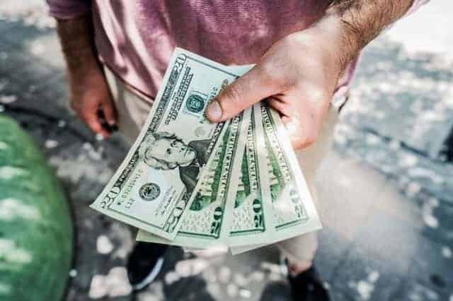 El tipo de cambio del dolar subió en todo el 2018