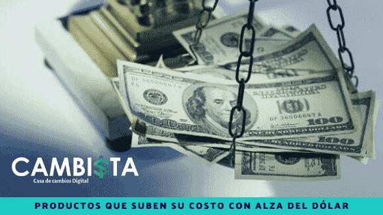Precio del Dolar HOY DIA